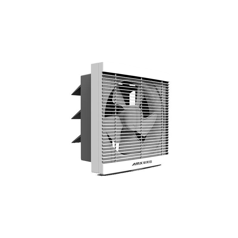 APB15-30百叶窗式换气扇-单向无网