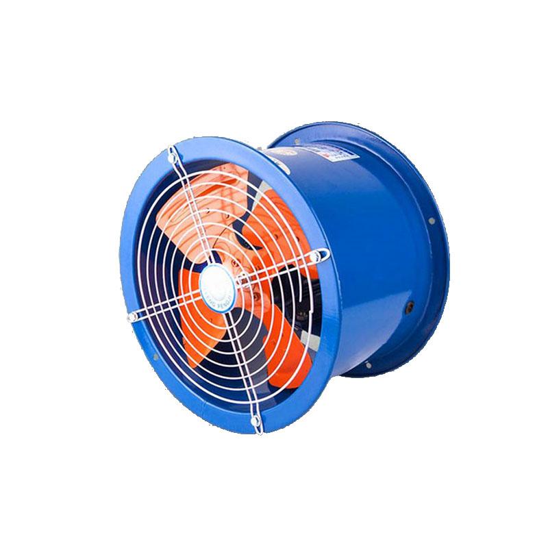 SF低噪音轴流风机