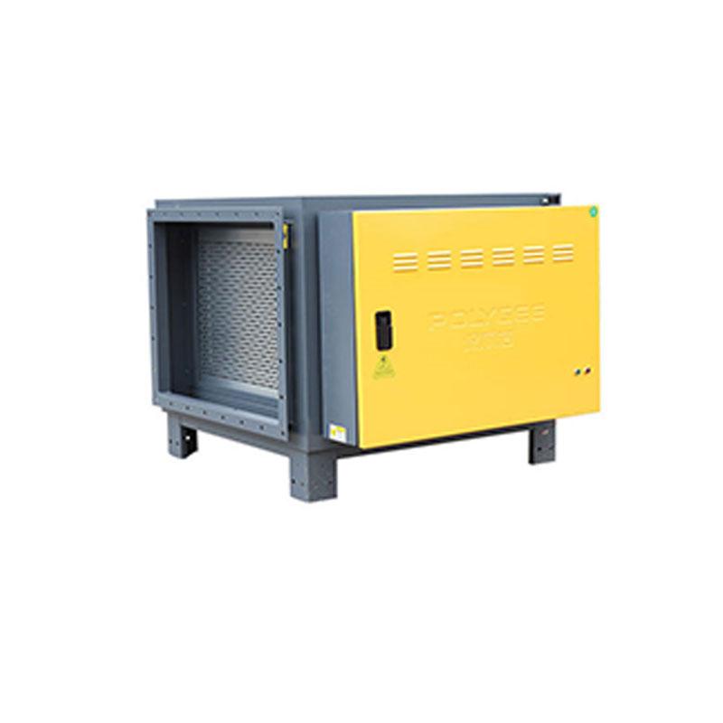 LK30-3000风量低空餐饮商用净化设备静电式油烟净化器