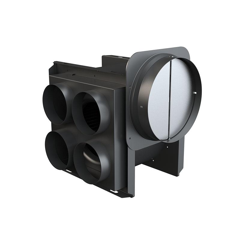 DPT系列分体管道风机-四孔型