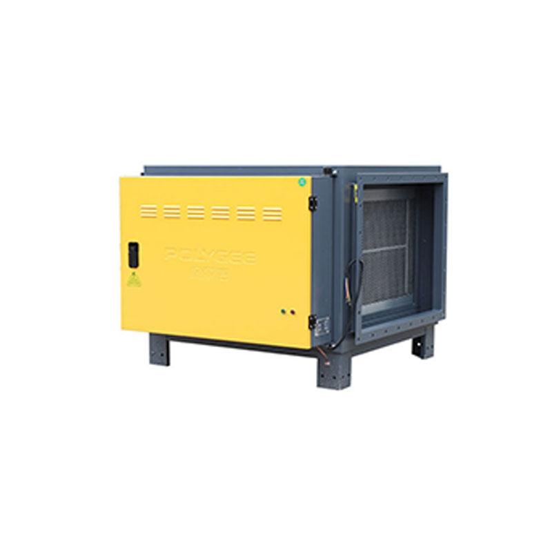 复合式静电式低空油烟净化器
